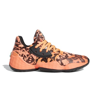 ADIDAS Harden Vol.4 GS 'Gila Monster'-FV4151-Jr