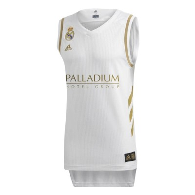 ADIDAS Real Madrid Authentic Jersey 19/20 'Home' CM1692