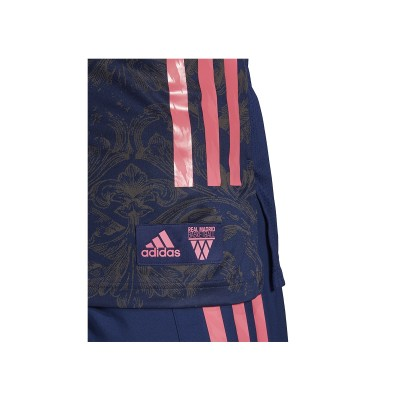 ADIDAS Real Madrid Authentic Jersey 20/21 'Away'-GI4586