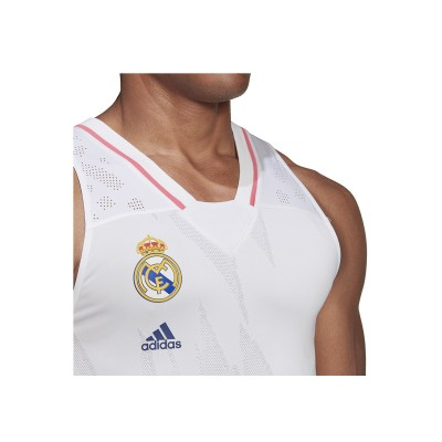 ADIDAS Real Madrid Authentic Jersey 20/21 'Home'-GI4583