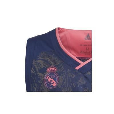 ADIDAS Real Madrid Replica Jersey Jr 20/21 'Away'-GI4601
