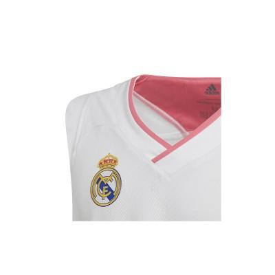 ADIDAS Real Madrid Replica Jersey Jr 20/21 'Home'-GI4606
