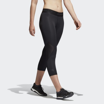 ADIDAS Womans Tight 3/4 'Black' CF6556