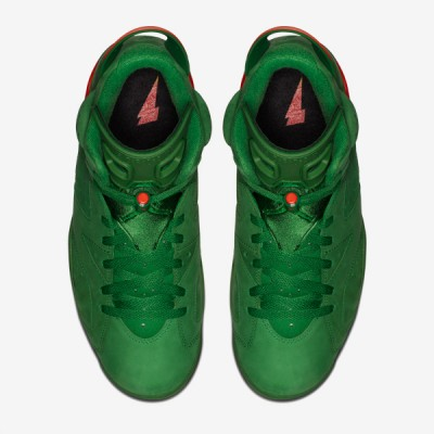 Air Jordan 6 Retro G8TRD 'Green' AJ5986-335