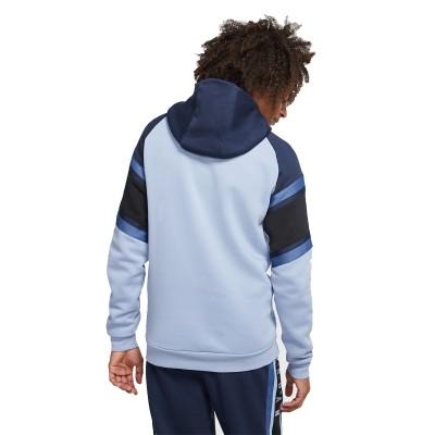 Air Jordan Fleece Pullover 'UNC'-BQ5651-451