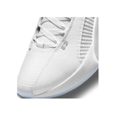 Air Jordan 35 Low 'White Metallic'-CW2460-100