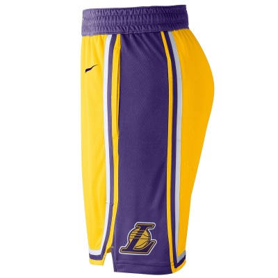 Nike NBA Lakers Swingman Short 'Icon Edition' AJ5617-728