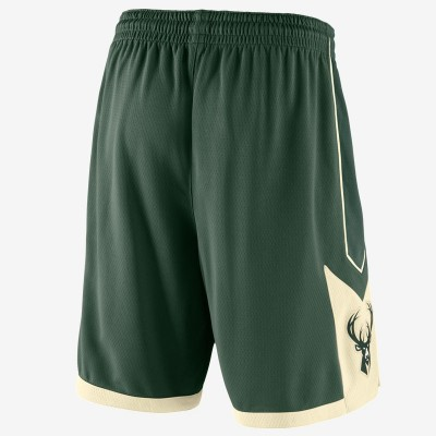 Nike NBA Bucks Swingman Short 'Icon Edition' AJ5623-323