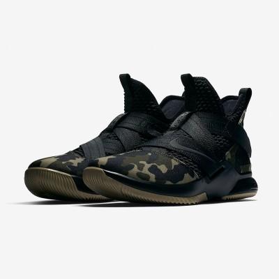 Nike Lebron Soldier XII SFG 'Camo' AO4054-001