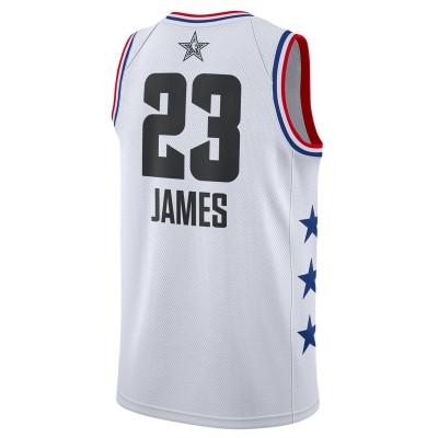 Jordan Swigman Jersey All-Star James edition 'White'  AQ7297-106