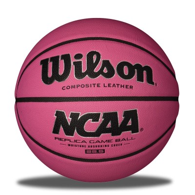 Wilson NCAA Replica Game Ball 'Pink' WTB0731PINK