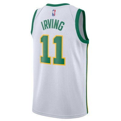Nike Junior NBA Celtics Swingman Jersey Irving 'City Edition' EZ2B7B1BP-BCKIC