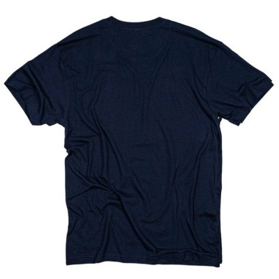 Camiseta Mitchell & Ness Gold Logo 'Dallas Mavericks'-BMTRBW19104-DMA