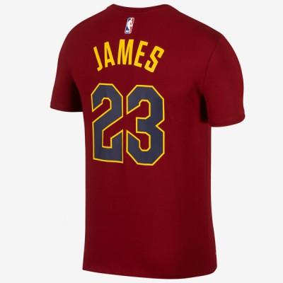 Nike NBA Cavs Tee Lebron James 'Icon Edition' 870766-680