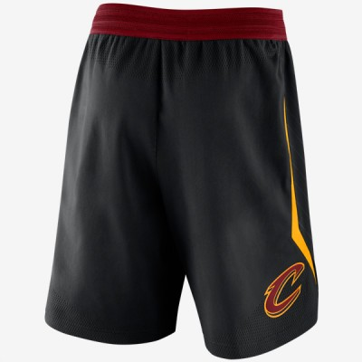 Nike NBA Cavs Authentic Short 'Statement Edition' 866670-010