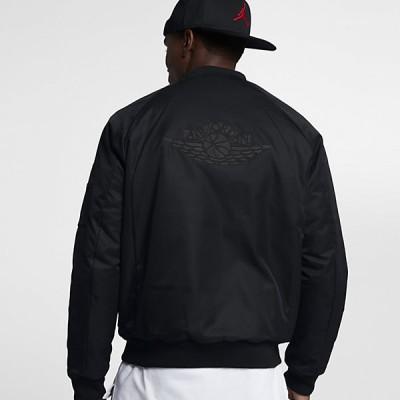 Jordan Wings MA-1 Jacket 'Black' 879493-010