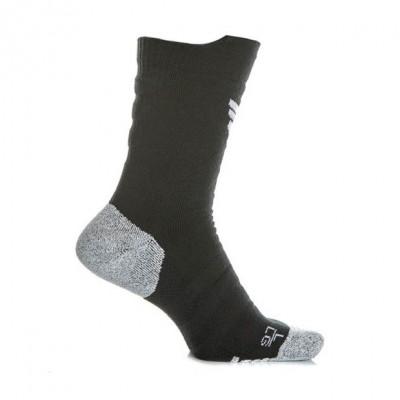 ADIDAS Lillard Socks ASK Crew 'Black' CV7125