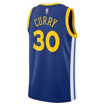 Nike NBA Kids GSW Replica Jersey Curry 'Icon Edition'  EZ2B3BZ6P-GSWSC