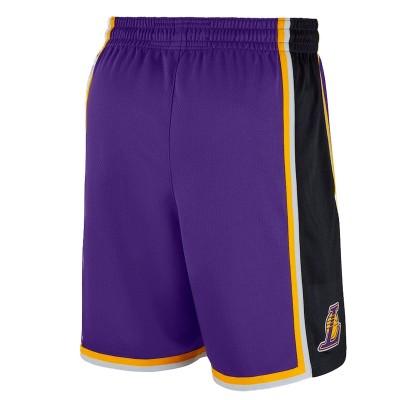 Nike Junior NBA Lakers Swingman Short 'Statement Edition' EZ2B7BAFC-LAS