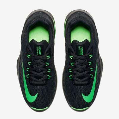 Nike Air Max Infuriate 'Black Volt' 869991-004
