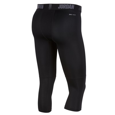 Jordan Dry 23 Alpha 3/4 'Black'-892246-010