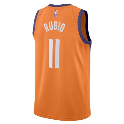 Jordan Jr NBA Phoenix Suns Swingman Jersey Ricky Rubio 'Statement Edition'-EY2B7BXAP-SUNRR