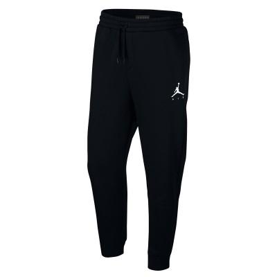Jordan Jumpman Fleece Pants 'Black'-940172-010