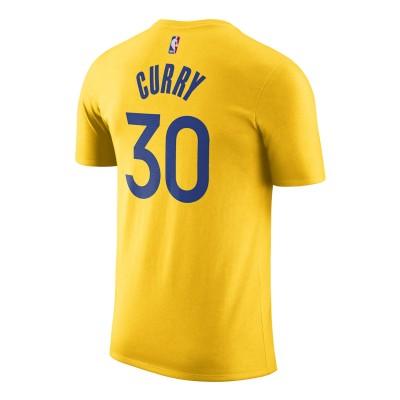 Jordan NBA Golden State Warriors Nick Name Tee Stephen Curry 'Statement Edition'-CV9978-731