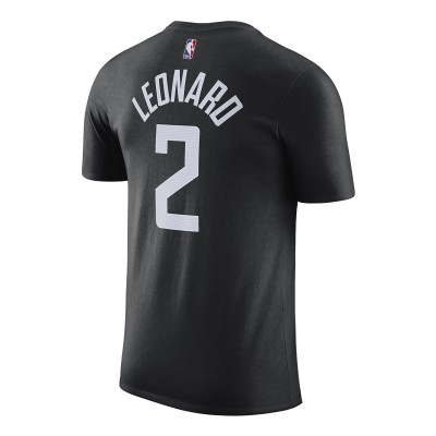 Jordan NBA Los Angeles Clippers Nick Name Tee Kawhi Leonard 'Statement Edition'-CV9984-015