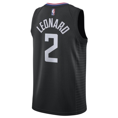 Jordan NBA Los Angeles Clippers Swingman Jersey Kawhi Leonard 'Statement Edition'-CV9480-011