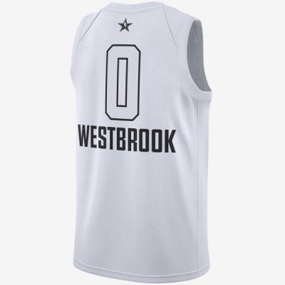 Jordan Swigman Jersey All-Star Edition Westbrook 'White' 928874-103