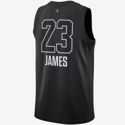 Jordan Swingman Jersey All-Star edition Lebron James 'Black' 928873-010