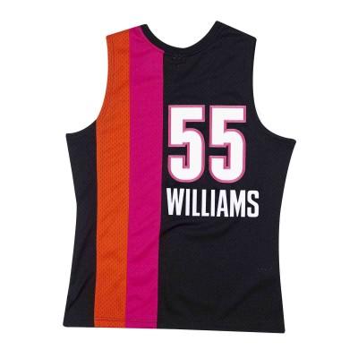 Mitchell & Ness Swingman Jersey Miami Heat Jason Williams '2005-06'-SMJYCP19244