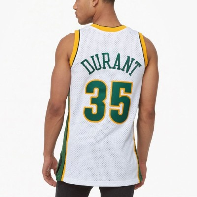 Mitchell & Ness Kevin Durant  Swingman Jersey Home 'Supersonics' BA84SVSSUWC8Y
