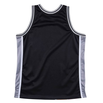Mitchell & Ness Big Face Jersey 'Spurs'-MSTKBW19068-SAS