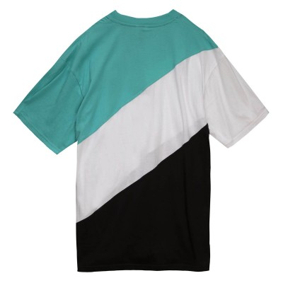 Mitchell & Ness Play By Play Tee 'Vancouver Grizzlies'-SSTEMI19038-VGR