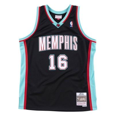 Mitchell & Ness Swingman Jersey Memphis Grizzlies Pau Gasol '2001-02'-SMJYLG19015