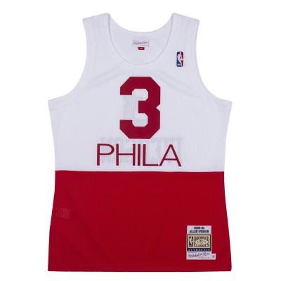 Mitchell & Ness Swingman Jersey Philadelphia 76ers Allen Iverson '2003-04'-SMJYAC19165
