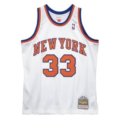 Mitchell & Ness Swingman New York Knicks 1985-86 'Patrick Ewing'-SMJYSB20008