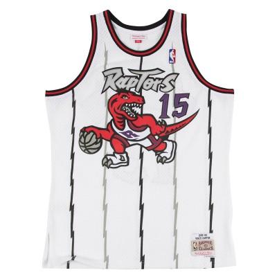 Mitchell & Ness Vince Carter Swingman Jersey Home 'Raptors'-SMJYGS18213