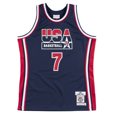 Mitchell & Ness Authentic Jersey Team USA 1992 'Bird' AJY4GS18410