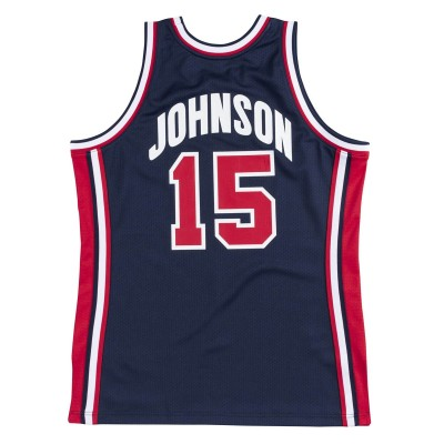 Mitchell & Ness Authentic Jersey Team USA 1992 'Johnson' AJY4GS18413