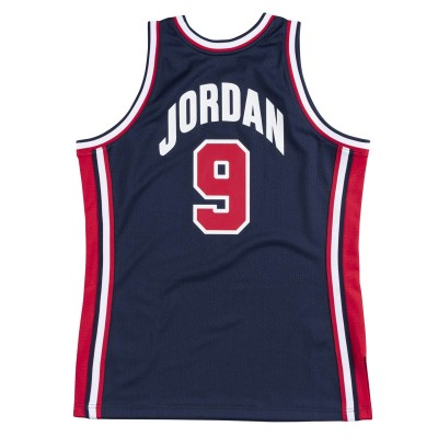 Mitchell & Ness Authentic Jersey Team USA 1992 'Jordan' AJY4GS18414