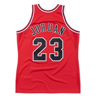 Mitchell & Ness Jordan Authentic Jersey 'Finals 96-97'-CBUSCAR9-6MJO