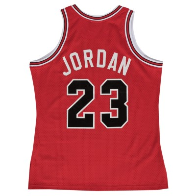 Mitchell & Ness Jordan Authentic Jersey 'Rookie 84-85' CBUSCAR8-4MJO