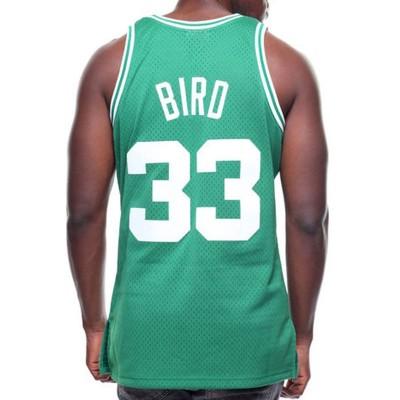 Mitchell & Ness Larry Bird Swigman Away 'Celtics' 353J301FGYLBI