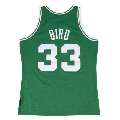 Mitchell & Ness Larry Bird Swigman Away 'Celtics' SMJYGS18142