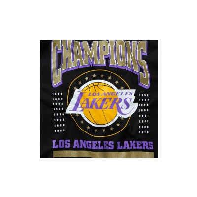 Mitchell & Ness NBA Champions Tee 'Los Angeles Lakers'-BMTRINTL934-LAL