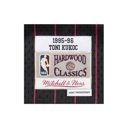 Mitchell & Ness Swingman Jersey Chicago Bulls Toni Kukoc '1995-96'-SMJYAC18082