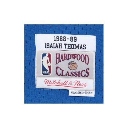 Mitchell & Ness Swingman Jersey Detroit Pistons Isaiah Thomas '1988-89'-SMJYGS18163